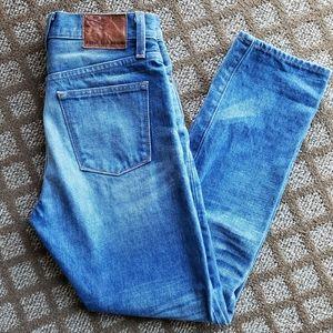 Point Sur Denim Hightower straight jeans 24